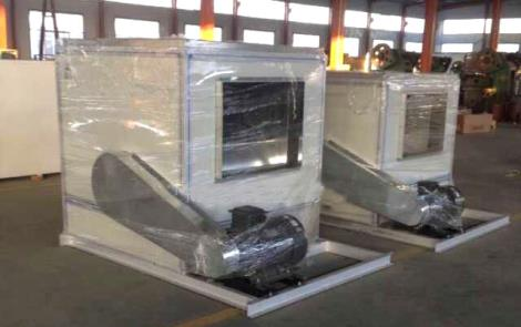 消防高温排烟风机箱