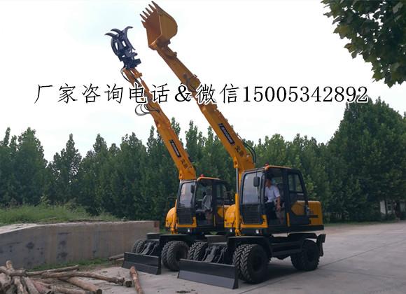 BD95W-9甘蔗抓装机