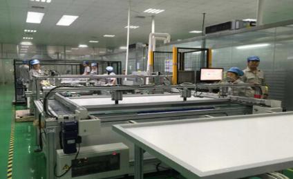 光伏组件生产线制造