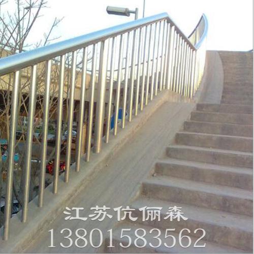 不锈钢楼梯护栏价格