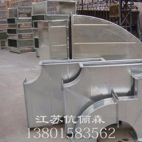 不锈钢风管加工厂家-通风管