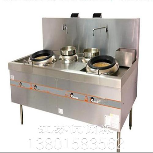 不锈钢炒炉灶