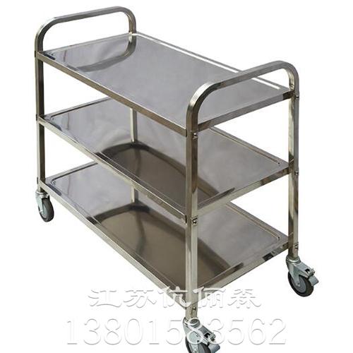 不锈钢餐车定制