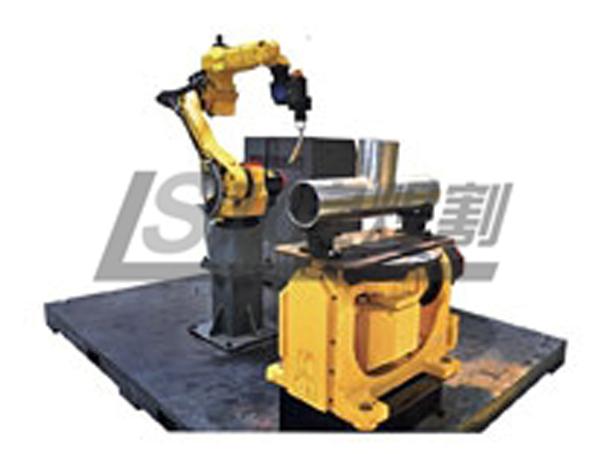 機器人相貫線焊接系統