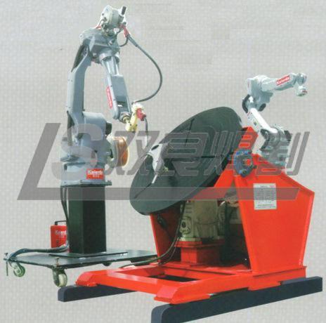 智能焊接機器人