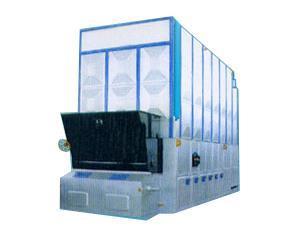 分析燃煤导热油炉运行系统的组成