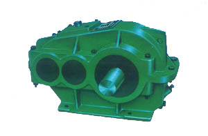 JZQ型齿轮减速机