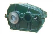 ZQD大传动比圆柱齿轮减速机