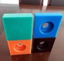 聚乙烯彩色衬板突出的性能具体有哪些