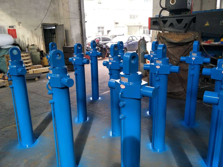 液压坝油缸