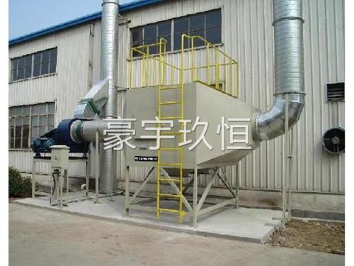 活性炭吸附设备应用厂家