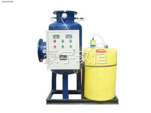 物化全程综合水处理器加工