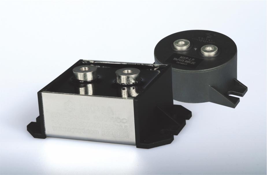 直流支撑电容器模组