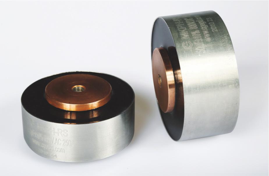 水电分离式大功率谐振电容器直销
