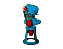 M型立式圆柱蜗杆减速机