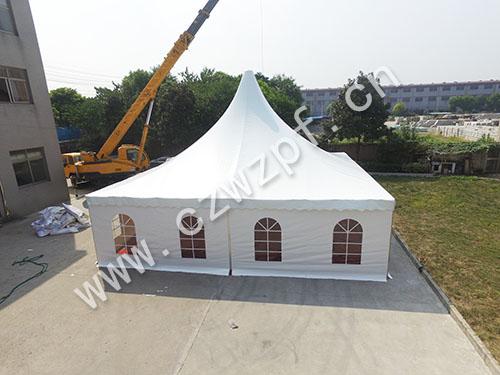 尖顶篷房制造