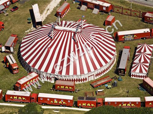 马戏团大棚