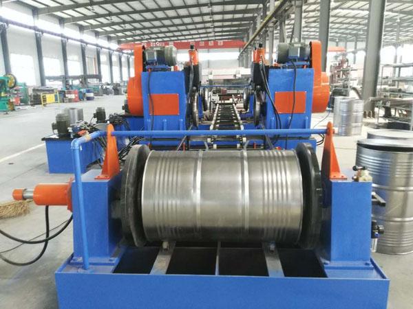 200L大桶生产线
