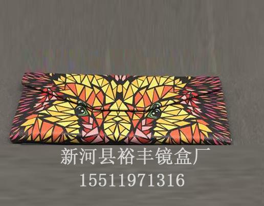 折疊民族眼鏡盒定制