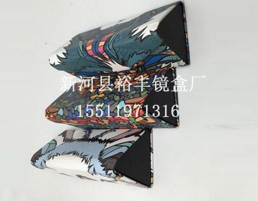 折叠民族眼镜盒定制