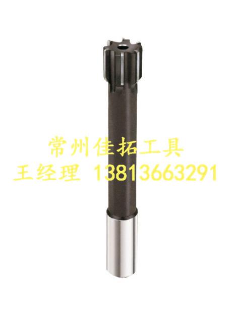焊接硬质合金锥柄机用铰刀