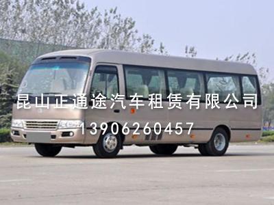 19座大巴车租赁