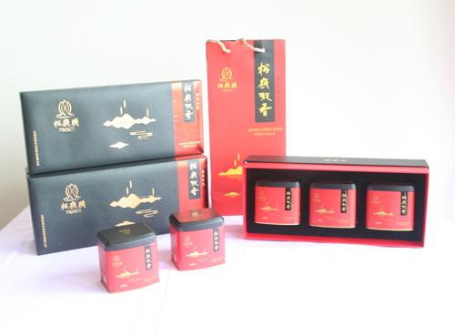 天目湖红茶