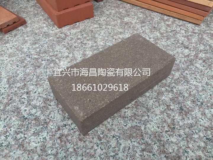 深灰色陶土砖供货商