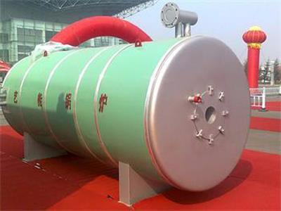 山东生物质颗粒导热油炉