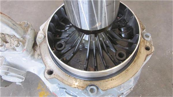 飞力污水泵维修