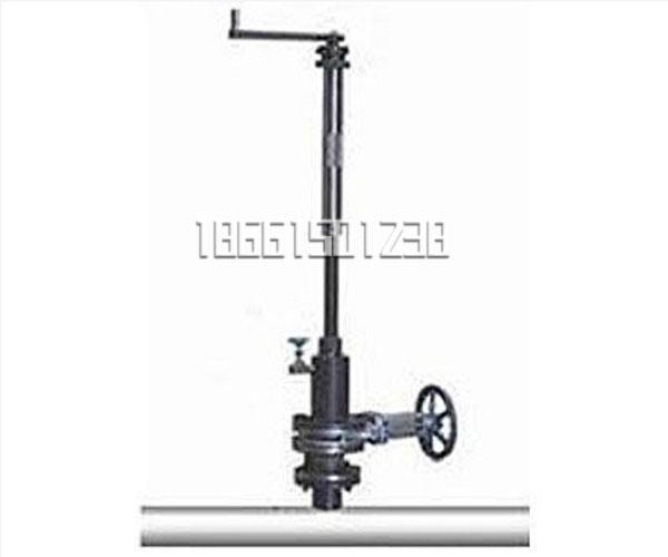 AOX-100S-25管道开孔设备