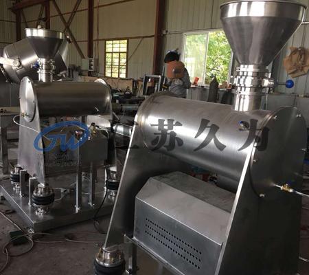 铁皮石斛冷冻磨粉机