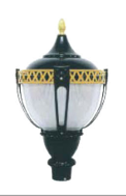 庭院灯灯头