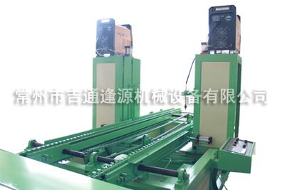 波纹片焊片机