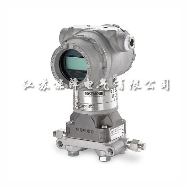罗斯蒙特 3051 共平面压力变送器