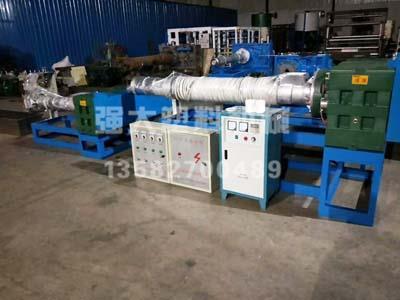 咸阳塑料回收造粒机