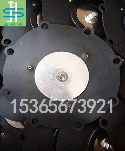 DMF-Z-40 1.5寸直角电磁脉冲阀膜片 电磁阀膜片