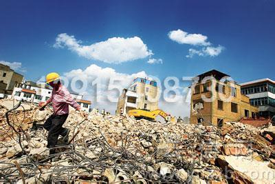 建筑物拆除工程