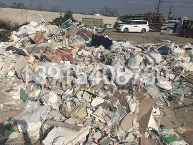 工业垃圾清运