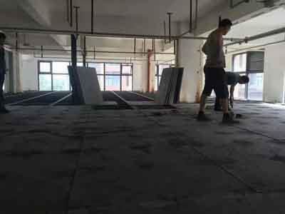 甘肃钢结构夹层楼板