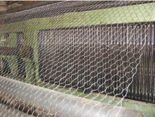 PVC包塑石笼网