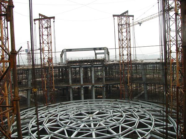 樓鋼結構網架