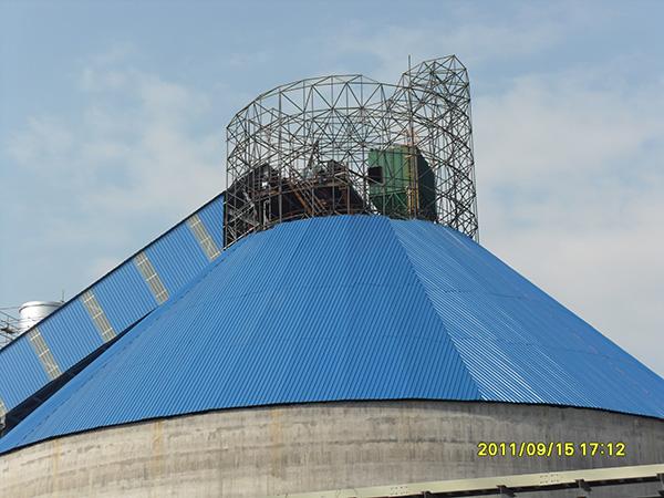 四川省星船城水泥股份有限公司4000t级熟料新型干法水泥生产线工程 (2)