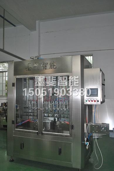直列式活塞式灌装机