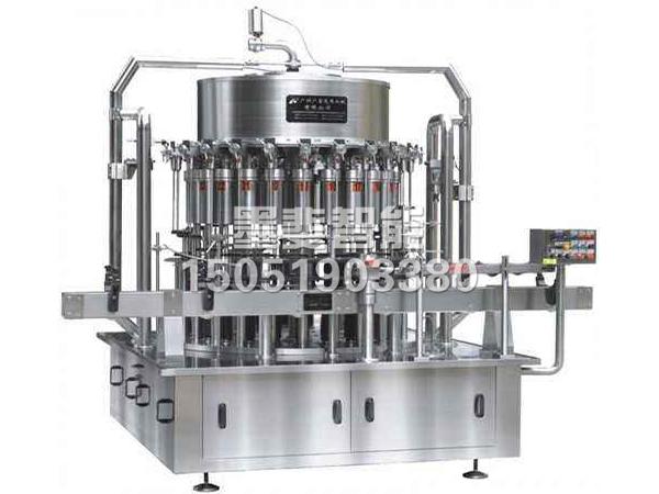 XZ-12/24自动旋转容积定量灌装机