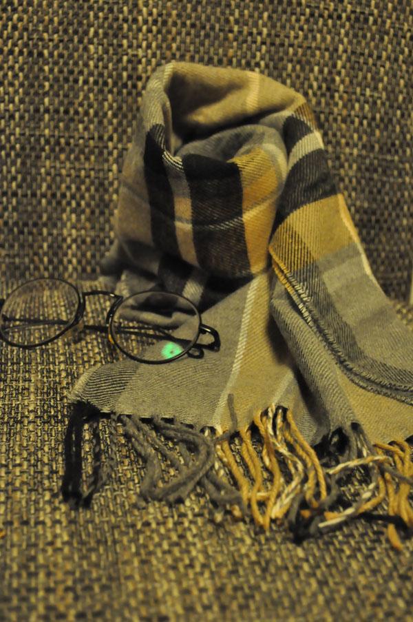 保暖仿羊绒围巾厂家