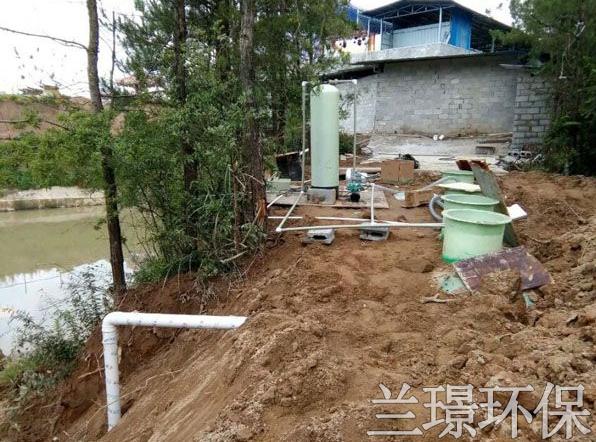 一体化污水处理设备供货商