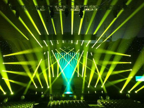 舞台灯光如何布置