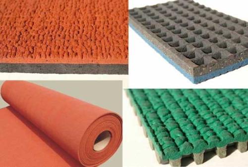 塑胶跑道材料定制