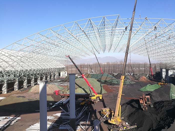 平山县敬业冶炼有限公司厂房项目